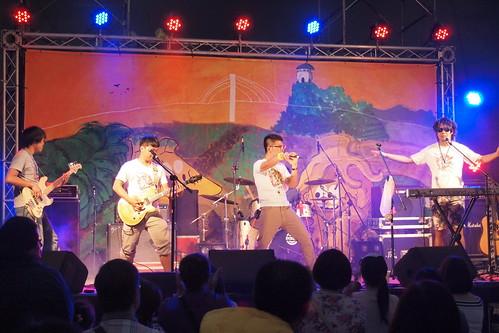 台青蕉樂團