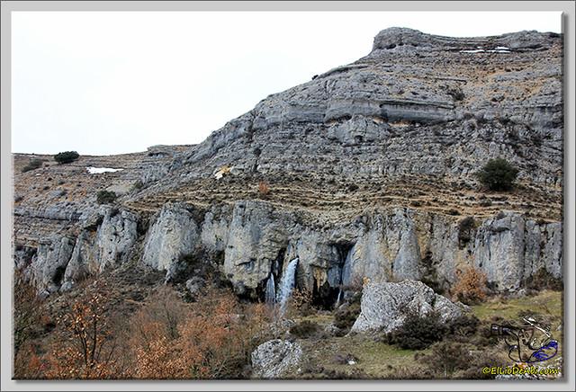 0 Entorno de la cascada de Yeguamea