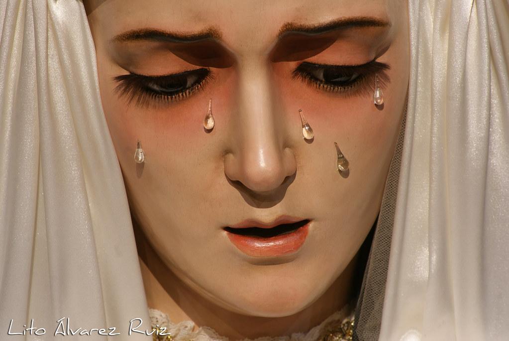 Besamanos - Virgen de la Piedad (Sagrada Mortaja) - Marzo 2015