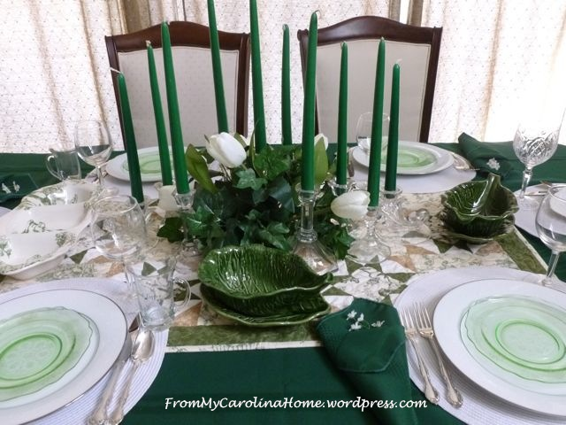 Spring Tablescape - 12