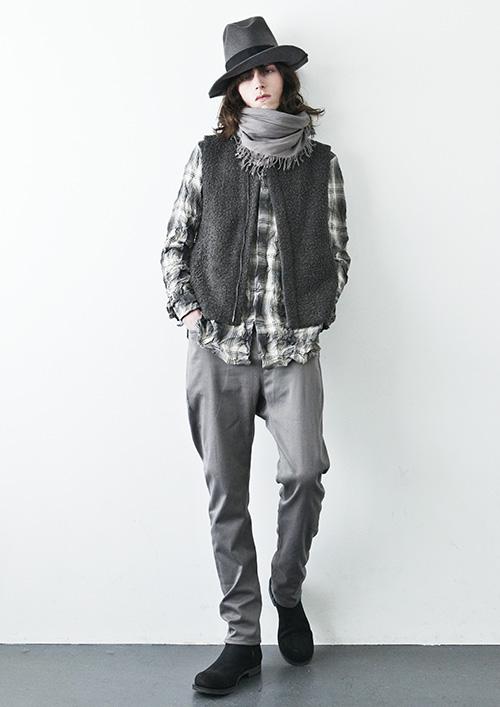 Harry Curran0006_FW15 Tokyo KAZUYUKI KUMAGAI(Fashion Press)