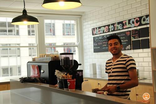 ILSC sydney cafe