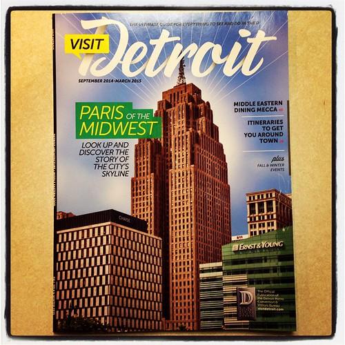 Detroit - Paris of the Midwest?!