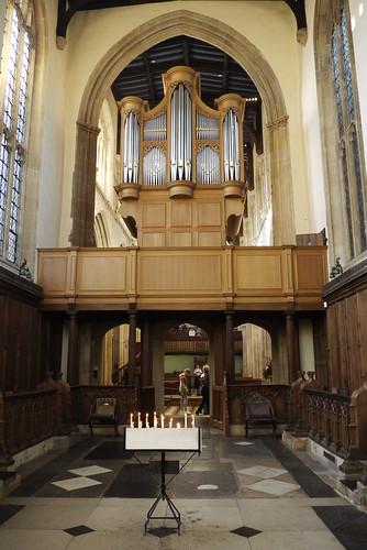 University Church - Architecture