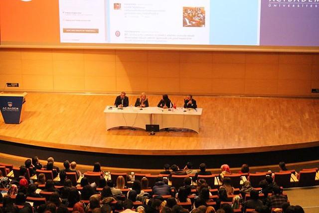 Üsküdar Üniversitesi 1. Sağlık Yönetiminde İK zirvesine katıldı. 3