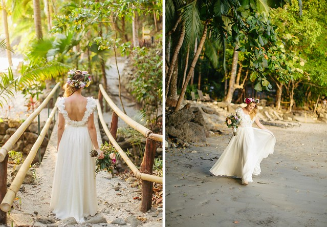 E & G Costa Rica Beach Elopement 5