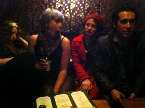 MCN (Redux): Sara, Kylee, Carina, Kenji