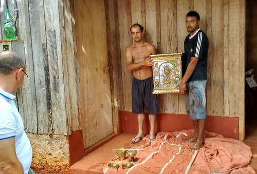 roubo igreja marumbi