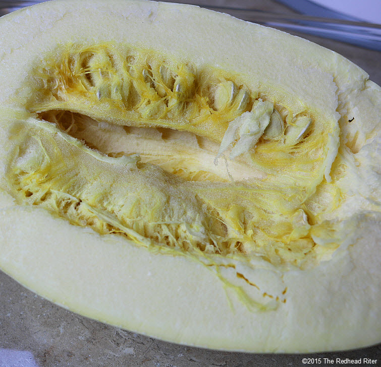 Cook Spaghetti Squash in the Oven  (4)