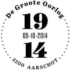 19 LA GRANDE GUERRE Aarschot