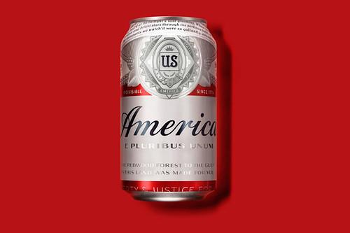 Budweiser buys America