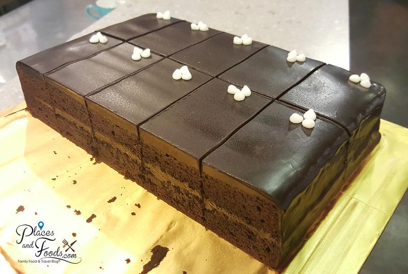 i one cafe taman supreme choco choco cake
