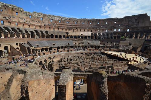 Colosseo - Interior 9