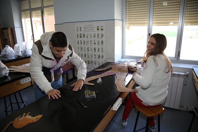 making of I Semana de la Ciencia - 4º ESO