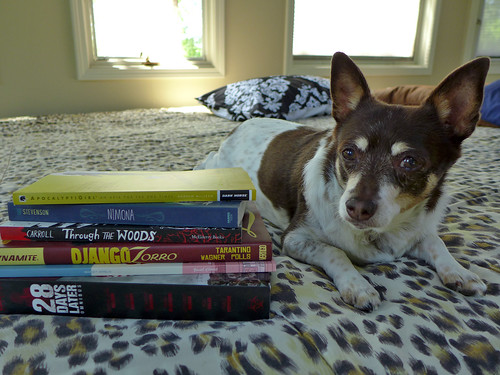 2016-05-10 - Birthday Books (& Rennie) - 0003 [flickr]