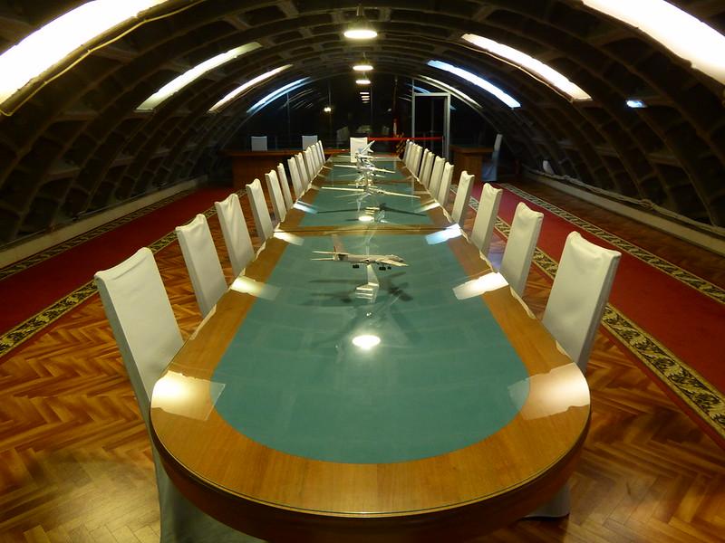 Bunker 42 - Conference Room