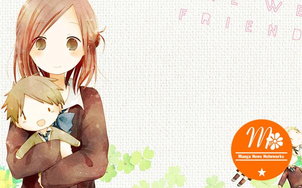 26982912103 048ce85862 o Những Anime hay nhất về tình bạn