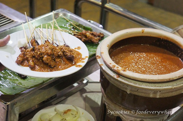 13.Iftar Ramadan Al Mubarak Buffet Dinner @ La Maison , Silka Maytower Kuala Lumpur