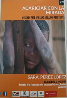 Museo de Arte Africano Acariciar con la mirada. Sara Pérez López