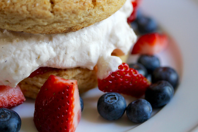 Brown Sugar Shortcakes - 15