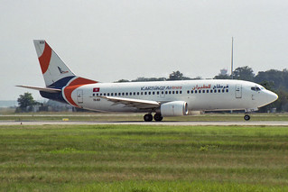 Karthago Airlines Boeing 737-33A TS-IED