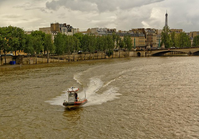 Paris : Firefighters / Sapeurs Pompiers / La Vanne