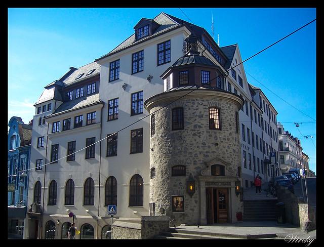 Fiordos noruegos Trondheim Vinjef Valsoy Halsa Molde Alesund - Casas en estilo art nouveau en Alesund