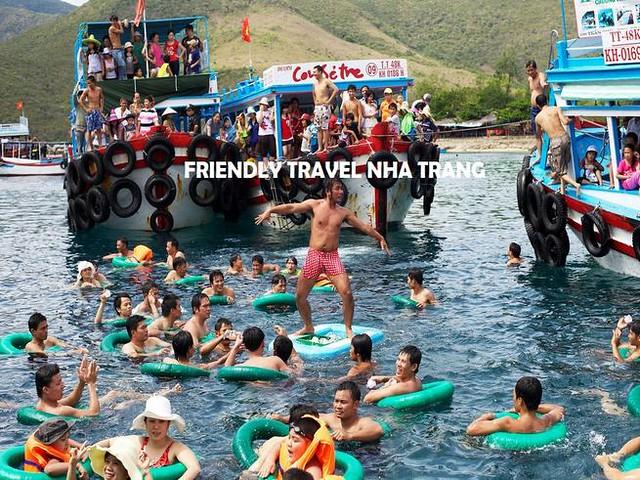 Tour 4 Đảo Nha Trang