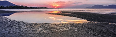 Chalkis sunset