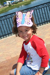 Honorable Mention - Butterfly Hat - Barbie Bembry