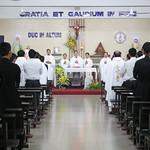 Thánh Lễ Khấn Lại Khối Học Viện