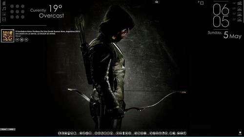 Arrow Tvshow
