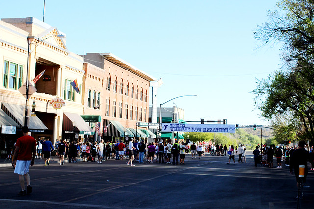 Whiskey Row Marathon 2013