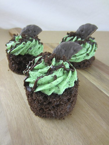 Thin Mint frosting