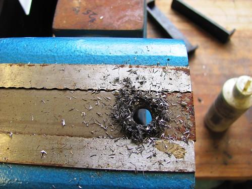 Making Clutch, Flywheel Removal Bar