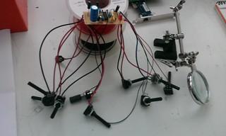 Démystification de l'électricité au labfab