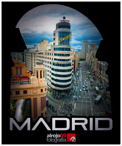 Madrid by alrojo09