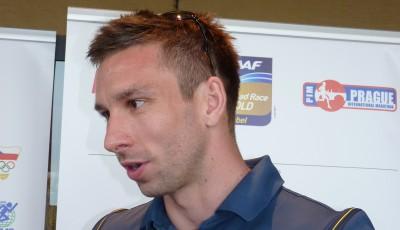 Badmintonista Petr Koukal: Maraton poběžím bez přípravy