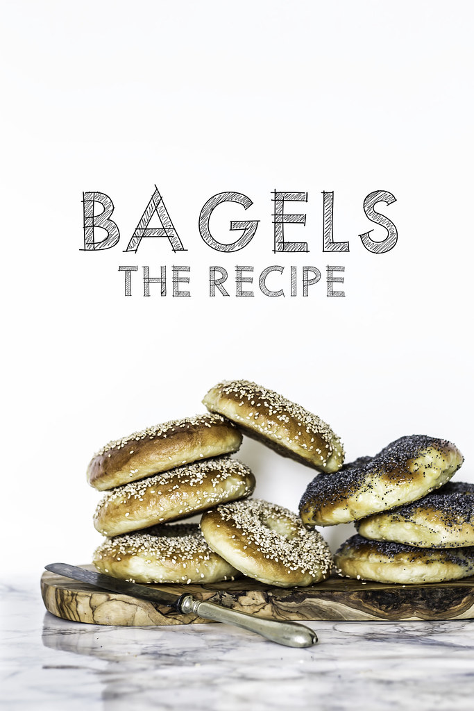 Bagels the recipe