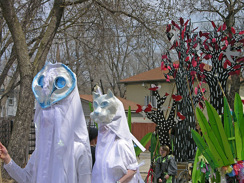 MayDay 2013 spirit beings mourn earth