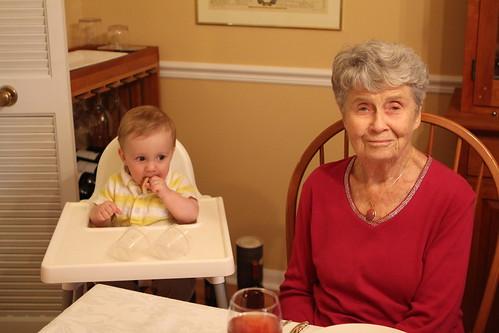 Martin and Nana