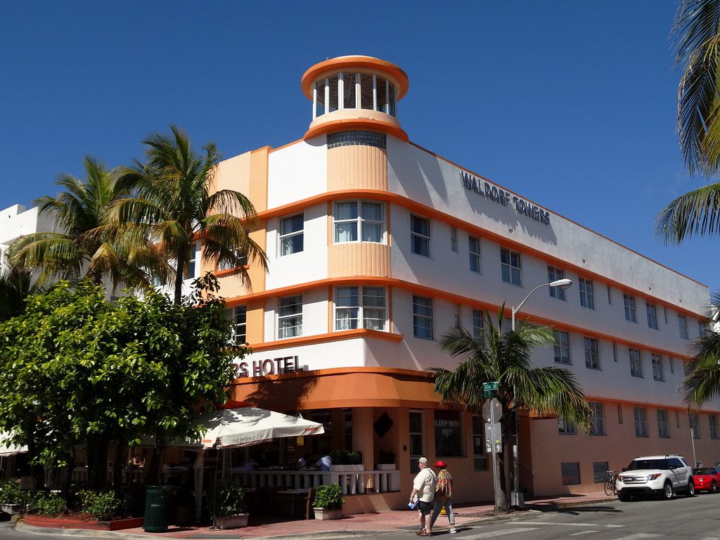 Miami Beach - Art Deco District