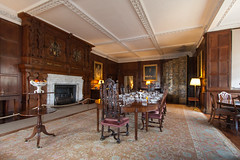 Dinning room in Blickling Hall NT Norfolk