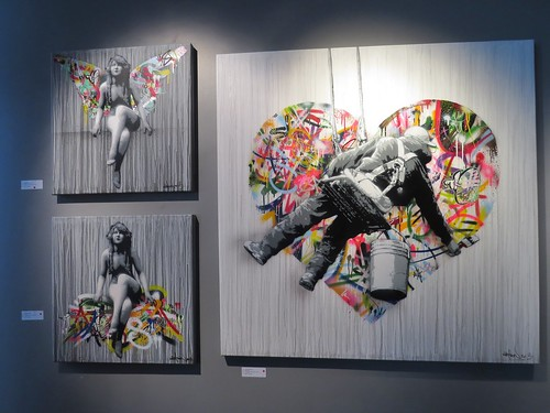 Martin Whatson: Hardcore Angel + Cushion + Make Love