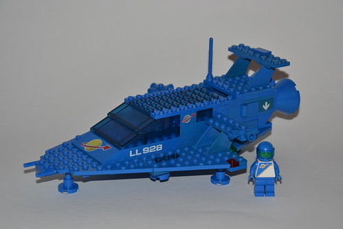 LL-924 Space Police Auxiliary