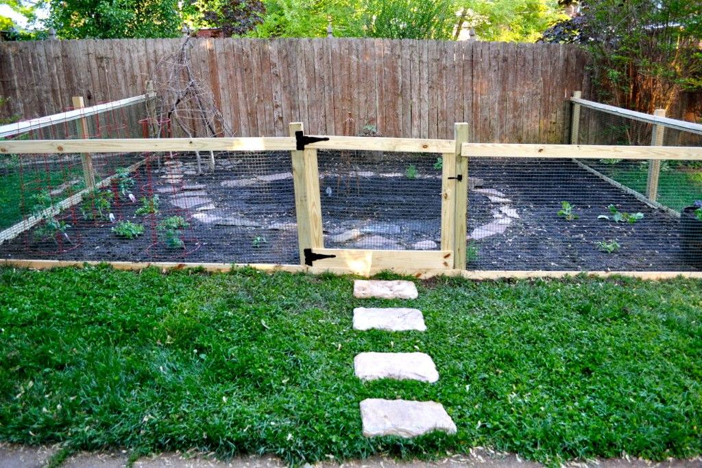 garden progress complete crumbbums rh crumbbums com