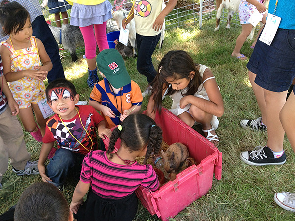 Petting Zoo_kids