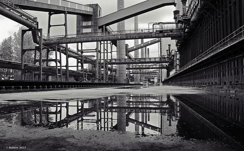 Welterbe Zollverein - Kokerei S/W