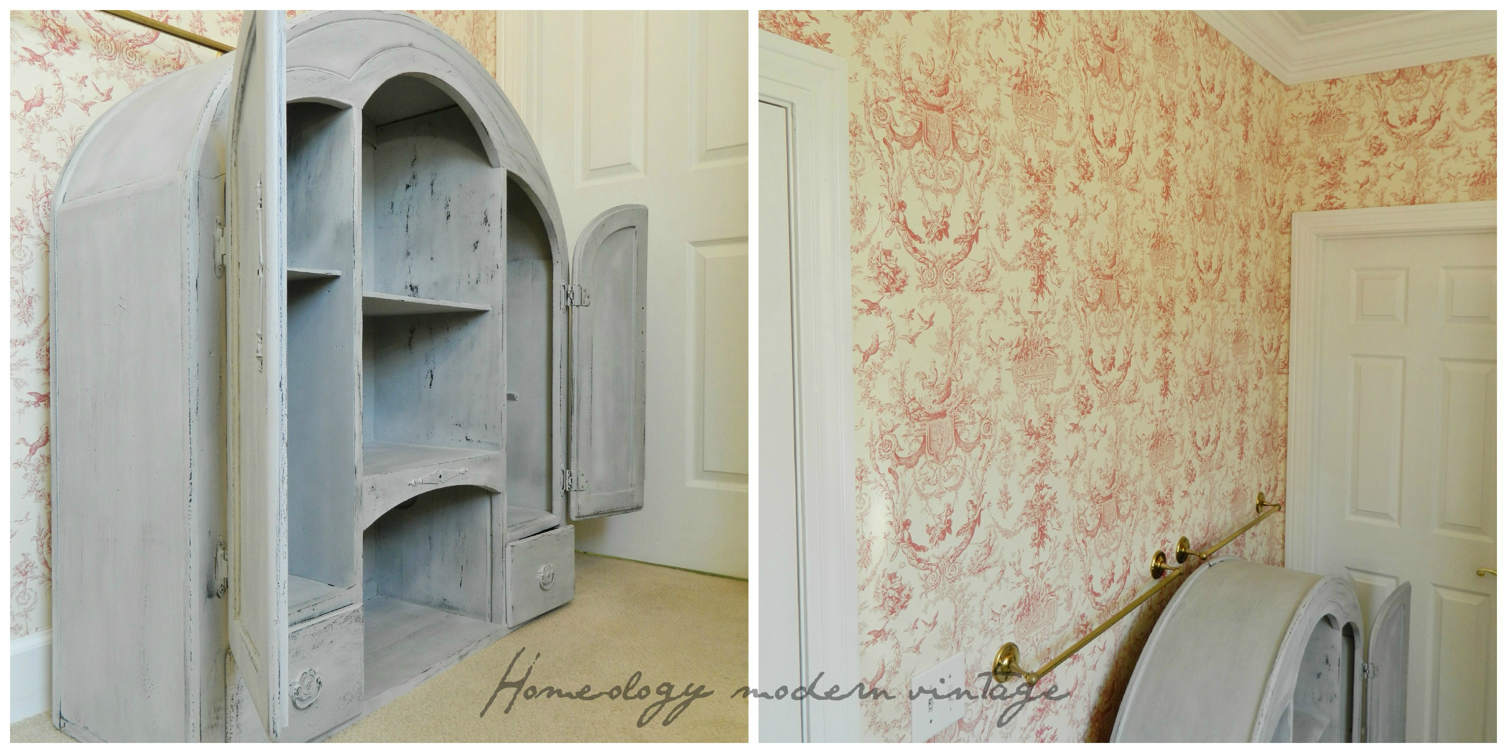 antique storage ideas