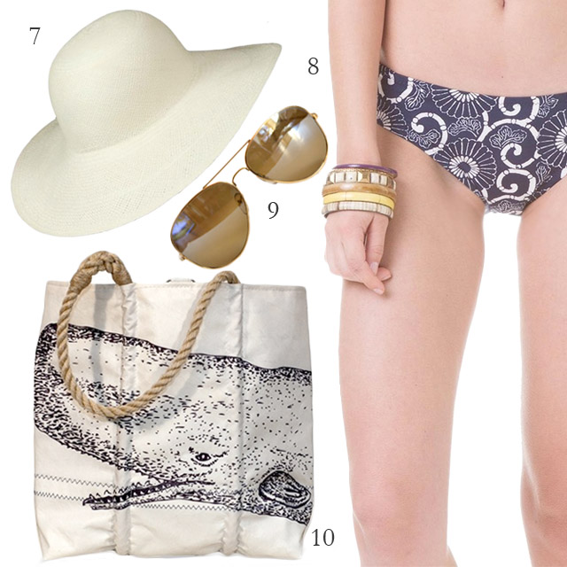 6 eco-friendly summer staples fair trade vintage beachwear my fair vanity fashion blog